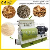 (A) concasseur de haute efficacité pour les copeaux de bois/Making Machine de sciure de bois