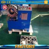 2017熱い販売法中国製からの2インチの油圧ホースのひだが付く機械