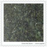 Китай зеленый гранит строительные материалы на кухонном столе и слоя
