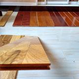 Parement en bois parquet artificiel naturel huilé