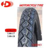 Neues Muster des Motorrad-Reifen-2.75-17/3.00-17/3.00-18