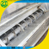 Feces d'élevage en acier inoxydable / Ferme / Abattage Screw Extrusion Dry Wet Separator