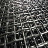 Treillis métallique à haut carbone d'écran d'exploitation avec le crochet