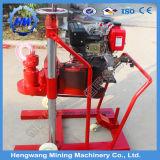 Motor de gasolina el agujero del pavimento de concreto Máquina de Perforación