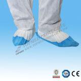 Cubierta del zapato de Disposablepp+CPE