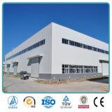 Construction préfabriquée de structure métallique de lumière de structure métallique d'entrepôt de fournisseur de la Chine