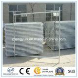 Дешевая загородка ячеистой сети, загородка металла, временно загородка
