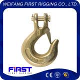 Chinese Fabrikant van G80 Haak de Van uitstekende kwaliteit van de Misstap van de Trekhaak met Klink