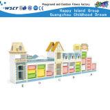 Kind-Spiel-Spielwaren-Speicher-Schrank-Kindergarten-Möbel stellen Hc-3304 ein