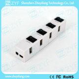 Эпицентр деятельности 2.0 USB строительного блока 4 Port (ZYF4223)