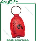 LED Leather Keyring met Customized Logo