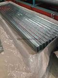 Pre-Painted 직류 전기를 통한 물결 모양 격판덮개
