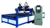 De hoge Efficency Scherpe Machine van het Plasma van de Lijst CNC voor het Metaal van het Blad