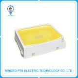 Alta calidad 60mA 0.2W 2835 SMD LED en color amarillo