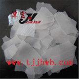 El 99%, escamas de la soda cáustica de la marca de fábrica de Jinhong de la pureza del 96%