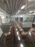 Het Huis van het gevogelte met de Volledige Automatische Apparatuur van de Reeks voor Laag en Grill