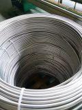 tubo en espiral del acero inoxidable 316L de inconsútil y soldado