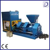 Mini máquina hidráulica da imprensa de ladrilhagem