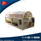 Pulizia della patata che lava la macchina grezza della farina della rondella della polvere rotativa della patata