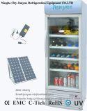 BILDSCHIRMANZEIGE-Schrank-Kühlraum Sc-258L Gleichstrom-12V 24V Solar