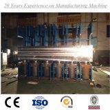 Prensa Xlb500 de la placa de la columna de Qingdao