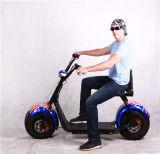 L'automobile elettrica/motorini due gomme larghe di Harley della bici della grande rotella dell'automobile elettrica del litio comercia