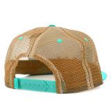 Kundenspezifische Polyester-Schaumgummi-Ineinander greifen-Seil-Fernlastfahrer-Hut-Schutzkappe