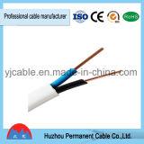 Cable de alambre eléctrico de cobre aislado PVC caliente del cable de la venta de BVV