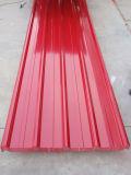Prepainted GIの鋼鉄コイル/コイルのPPGI/PPGLのカラーによって塗られる電流を通された鋼板