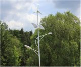 Street Light 400W Wind Solar Hybrid Street Lamp System LED Lamp System를 위한 400W Wind Solar Power System