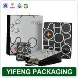 Sac shopping coloré Papier réutilisables/ paquet Sac (FJ-084)