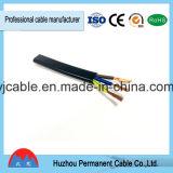 2/3 base Rvvb que construye el cable plano, los alambres de Rvvb y los cables eléctricos con la chaqueta de PVC