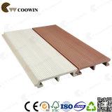 WPC木製の屋外PVC壁パネル