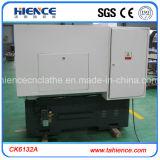 고품질 싼 작은 금속 수평한 CNC 선반 기계 Ck6132A