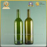 Les premières bouteilles de vin du type 750ml de Bordeaux de liège vendent en gros (024)