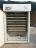 Incubateur complètement automatique d'oeufs de poulet des prix les meilleur marché (KP-11)
