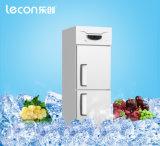 Коммерческие 2 дверей инженерных кухня холодильник