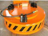 MW5 Magneto de elevação eléctrica Scrap-Transportaton padrão de fábrica de aço