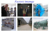 El tipo refinería Pyrolyis de la economía de combustible del petróleo crudo gasifica la máquina