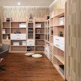 [أبّين] كبيرة تخزين ميلامين خشبيّة ركن رف ([سغ11134ا])