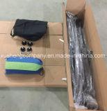 Haltbare doppelte bewegliche Hängematte mit Stahlstandplatz