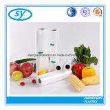 Saco plástico natural do alimento do produto comestível para empacotar