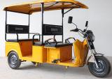 Triciclo de la motocicleta de la rueda del gas tres de la buena calidad