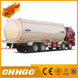 De hete Aanhangwagen van de Tanker van het Cement van de Lage Dichtheid van de Verkoop Bulk