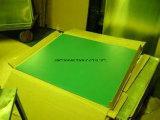 PS positive de la plaque de couleur verte