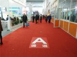 PP polipropileno mayorista de hogar interiores dormitorio alfombra roja de la fábrica del fabricante