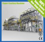 Máquina brillante del equipo de fabricación del papel de arte