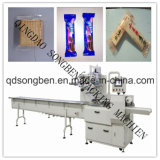 De Machine van de Verpakking van het koekje met Auto Proper en Voeder