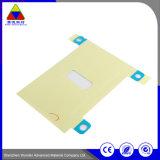 Wärmeempfindliches blaues Papier-Drucken-anhaftender Aufkleber-Kennsatz