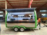 Nieuw Product, de Mobiele Aanhangwagen Van uitstekende kwaliteit van het Voedsel